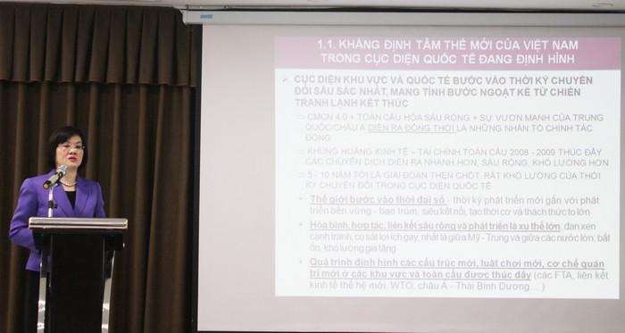 Việt Nam giữ trọng trách kép: Cơ hội lớn trong thực hiện bình đẳng giới