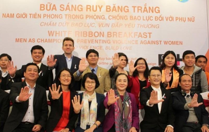 Nam giới - nhân tố quan trọng thúc đẩy bình đẳng giới và giải quyết bạo lực giới
