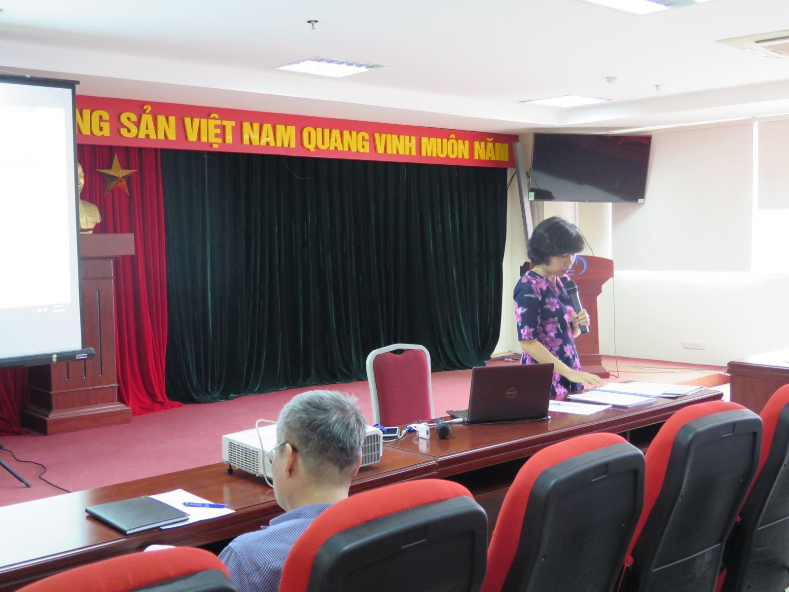 Học viện Phụ nữ Việt Nam tổ chức tập huấn công tác phối hợp tổ chức thi tốt nghiệp THPT Quốc gia 2019