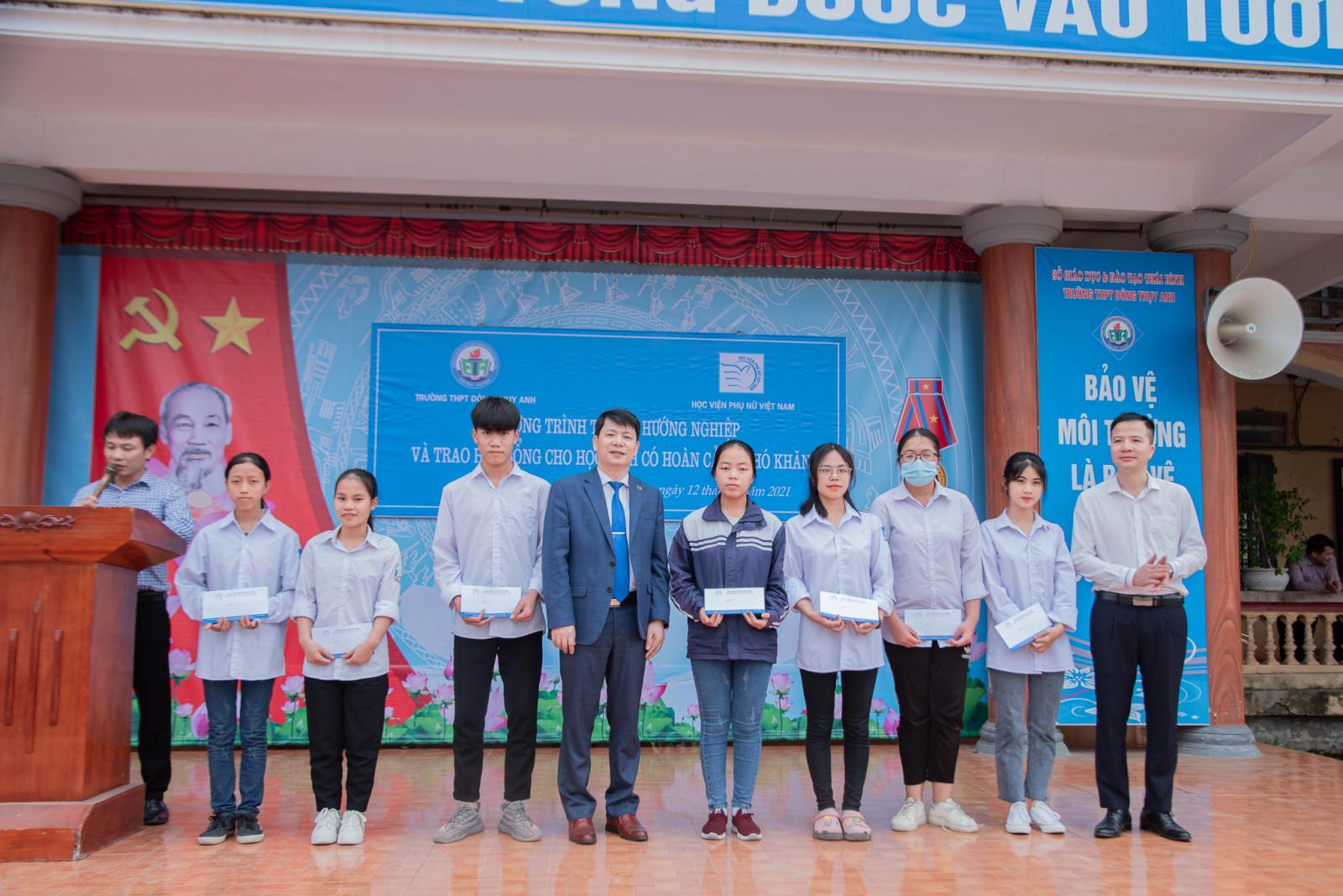 Hoạt động tư vấn hướng nghiệp tại Tỉnh Thái Bình