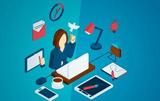 Thông báo tổ chức dạy/học trực tuyến từ ngày 22/02/2021