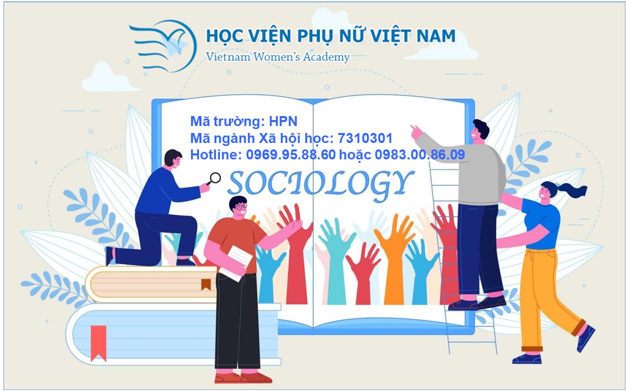 Đề án mở ngành đào tạo trình độ đại học Xã hội học