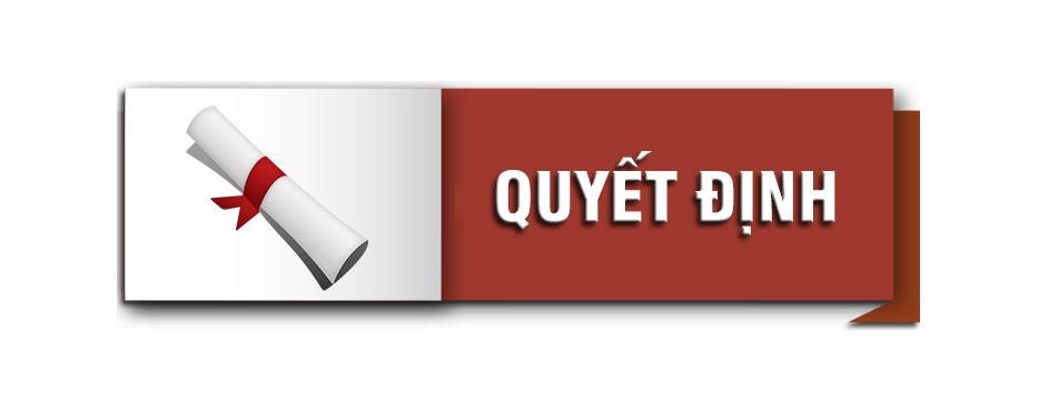 Quyết định ban hành QC Quản lý hoạt động sở hữu trí tuệ