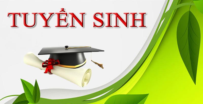 Thông báo tuyển sinh liên thông đại học và văn bằng 2 đại học chính quy