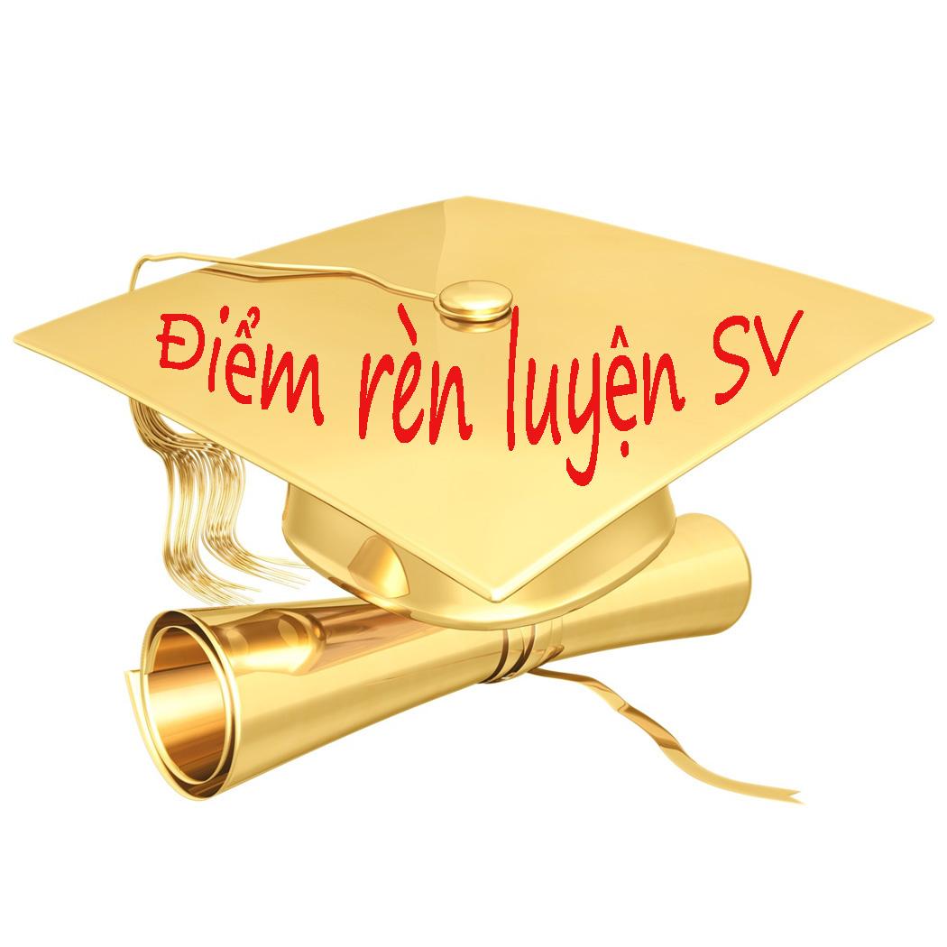 Thông báo Quyết định công nhận kết quả đánh giá rèn luyện sinh viên hệ đại học khóa I . Học kỳ 2 Năm học 2016-2017