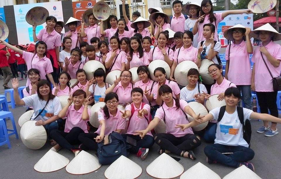Học viện Phụ nữ Việt Nam tham dự Mít tinh hưởng ứng ngày Thế giới không hút thuốc lá