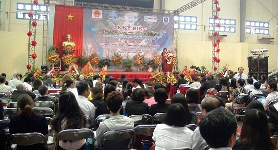 Học viện Phụ nữ Việt Nam tham gia Lễ kỷ niệm Ngày hội CTXH thế giới lần thứ 16