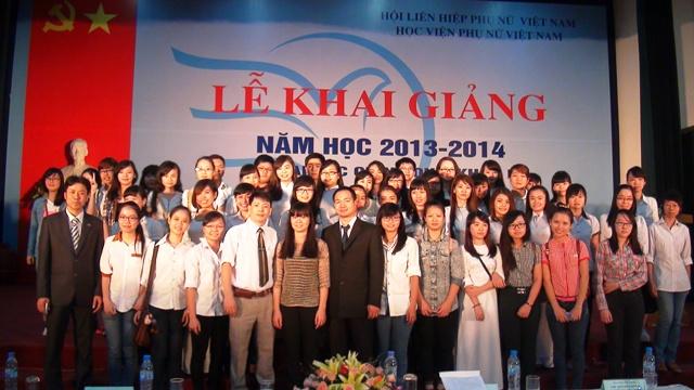 Xây dựng phương thức tiếp cận hiệu quả sinh viên tiềm năng của Học viện Phụ nữ Việt Nam