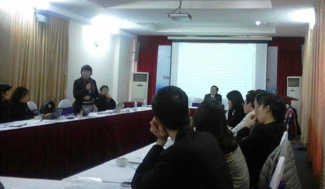 Tập huấn Kỹ năng trả lời Ủy ban CEDAW về báo cáo tình hình thực hiện công ước CEDAW tại Việt Nam