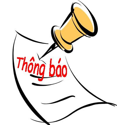Thông báo về việc tổ chức kiểm tra đầu ra tiếng Anh theo chuẩn Học viện Phụ nữ Việt Nam